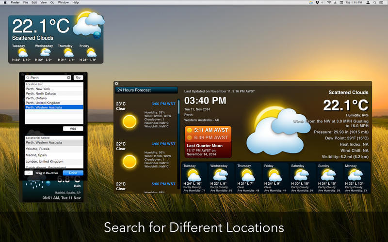 Screenshot 4 for Live Dock Weather