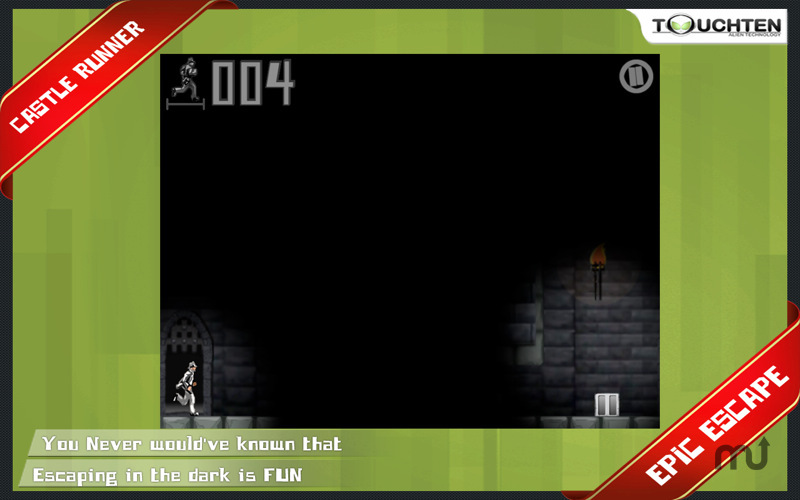 Screenshot 1 for Castle Runner