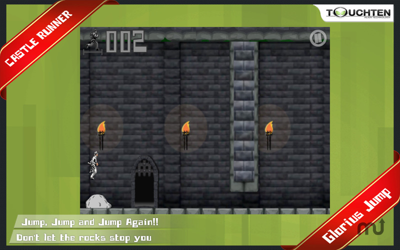 Screenshot 2 for Castle Runner