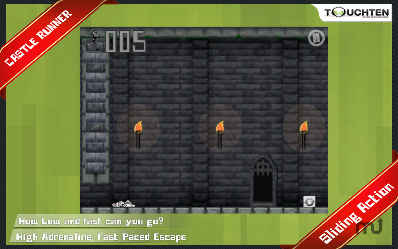 Screenshot 3 for Castle Runner