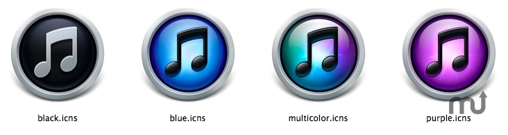 Screenshot 1 for iTunes 10 Replacement Icons