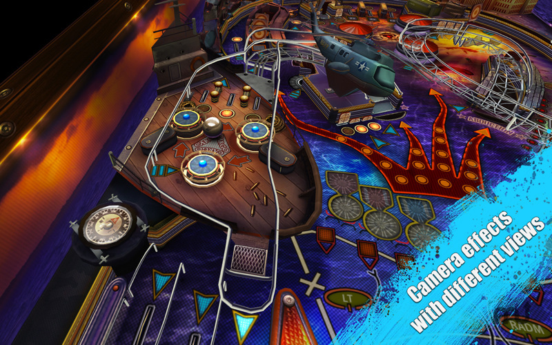 Screenshot 5 for War Pinball HD
