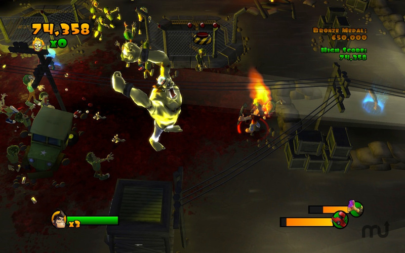 Screenshot 5 for Burn Zombie Burn
