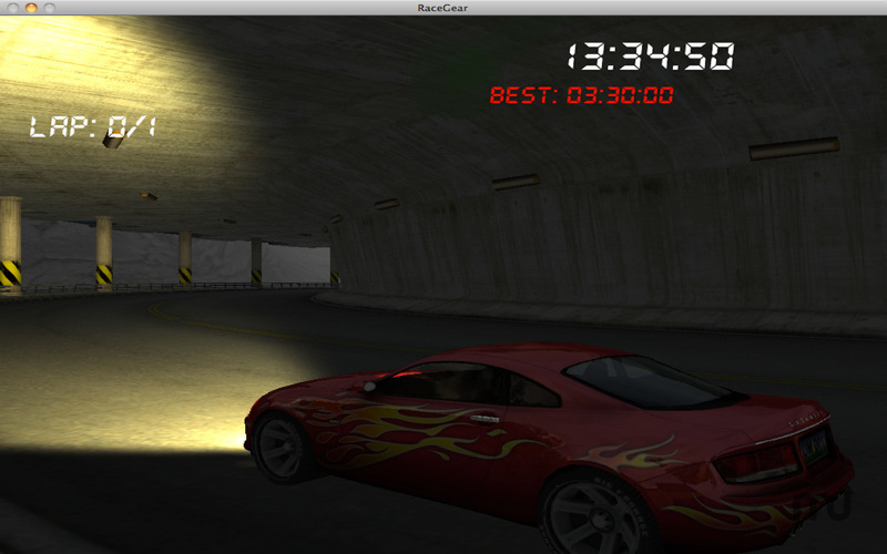 Screenshot 1 for Race Gear