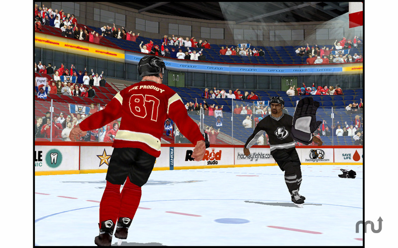 Screenshot 3 for Hockey Fight Pro
