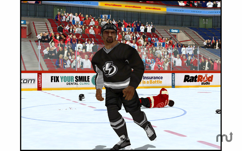 Screenshot 5 for Hockey Fight Pro
