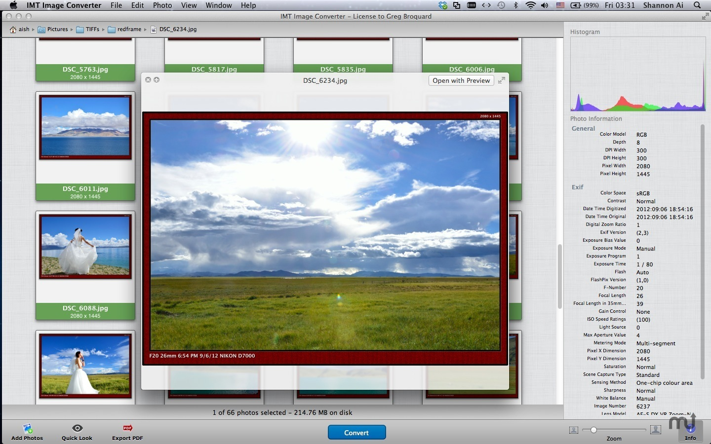 Screenshot 2 for IMT Image Converter