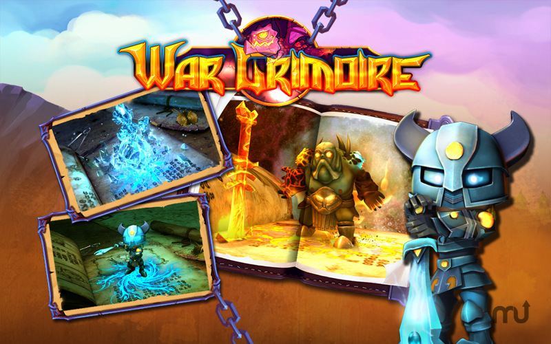 Screenshot 1 for War Grimoire