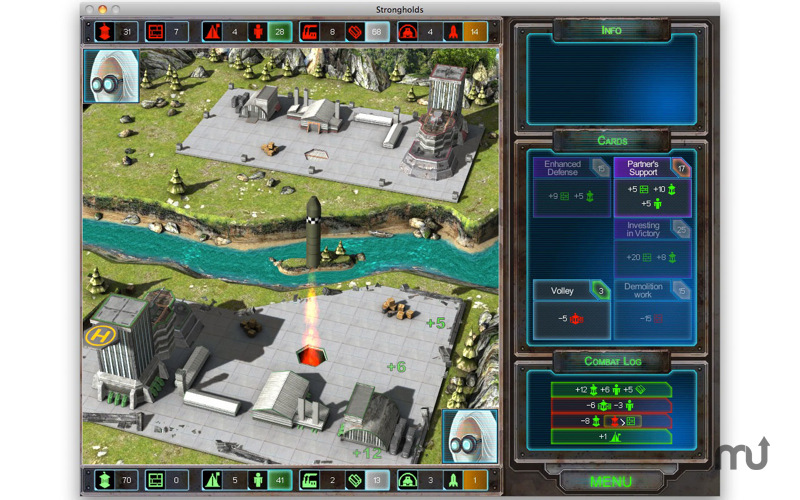 Screenshot 1 for Strongholds: New Age