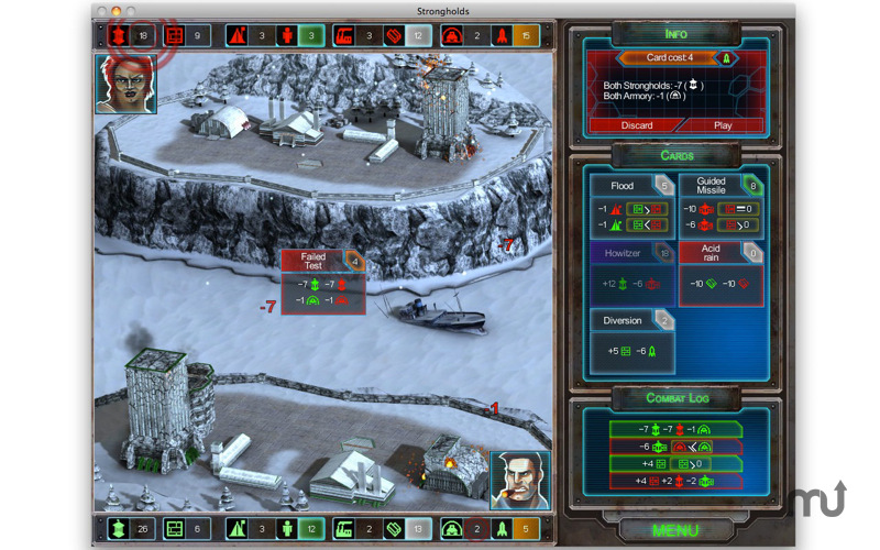 Screenshot 2 for Strongholds: New Age
