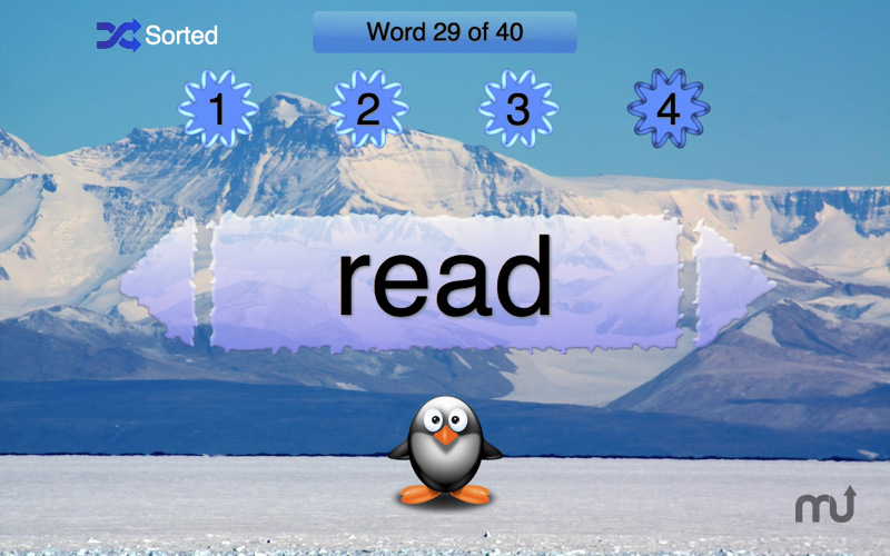 Screenshot 1 for SightWords First Grade