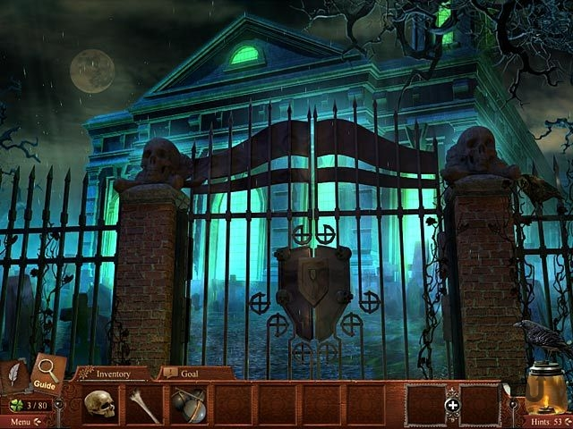 Screenshot 1 for Midnight Mysteries 3: Devil on the Mississippi
