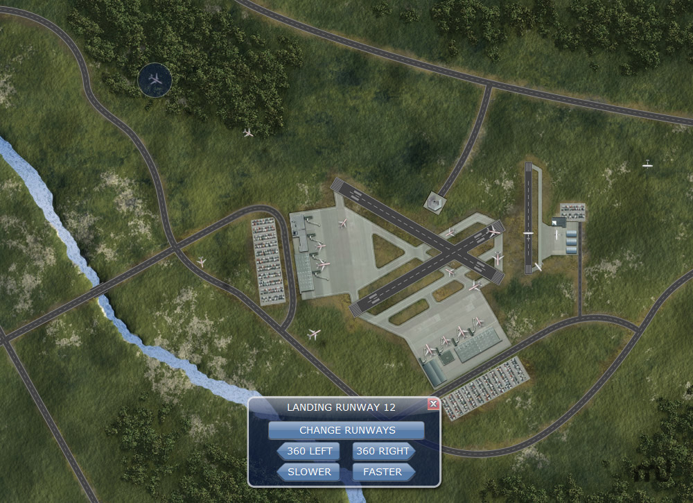 Screenshot 1 for Airport Madness 3