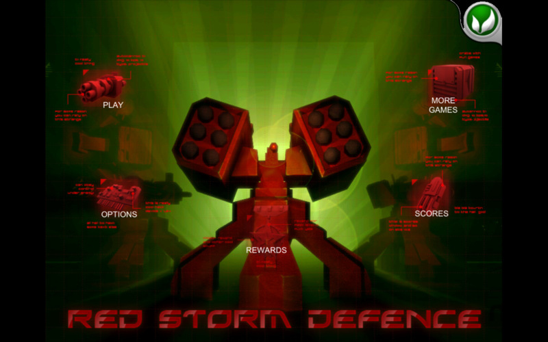 Screenshot 1 for Red Storm Defense