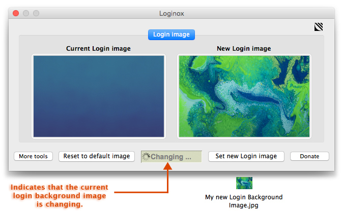 Screenshot 3 for Loginox