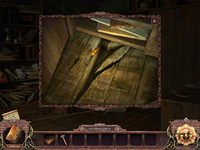 Screenshot 1 for Secrets of the Dark: Temple of Night Collector's Edition