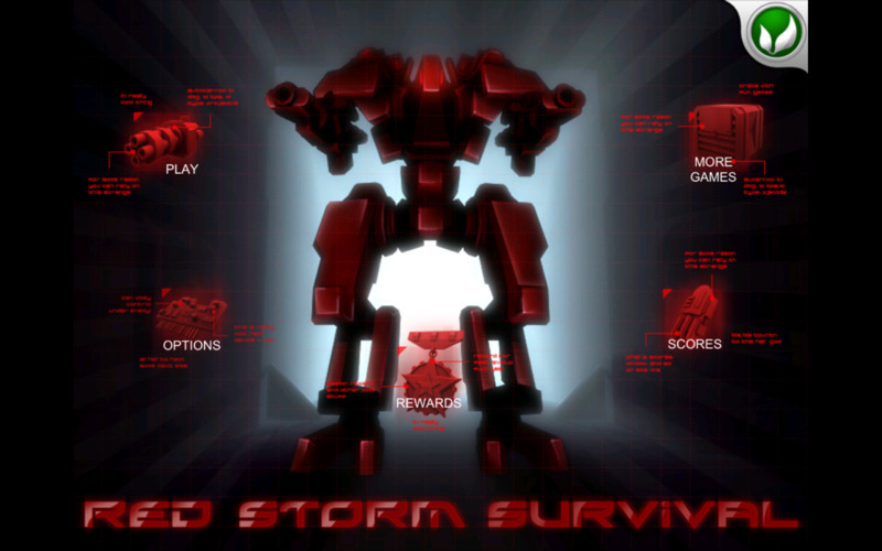 Screenshot 1 for Red Storm Survival