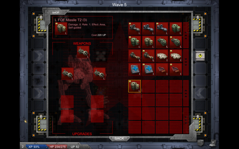 Screenshot 3 for Red Storm Survival