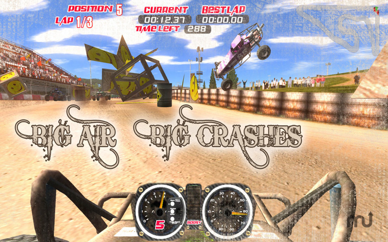 Screenshot 3 for Trophy Truck Extreme