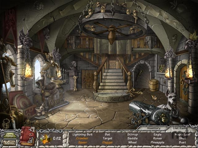 Screenshot 1 for Allora and The Broken Portal