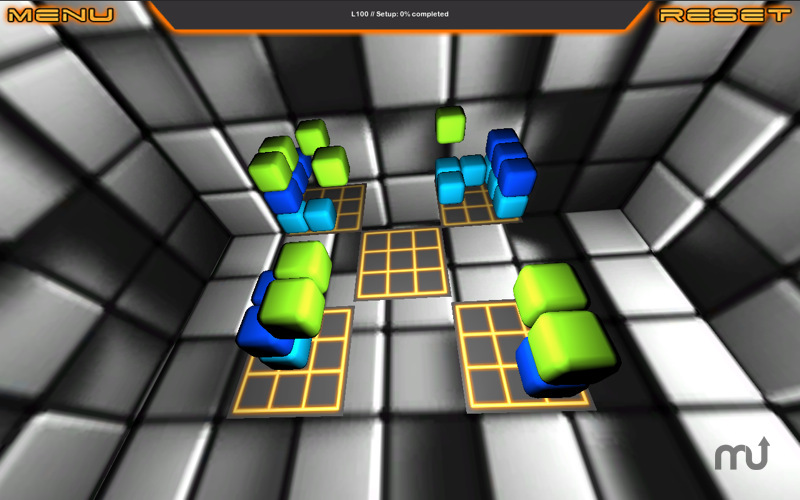 Screenshot 1 for Cubotronic 3D