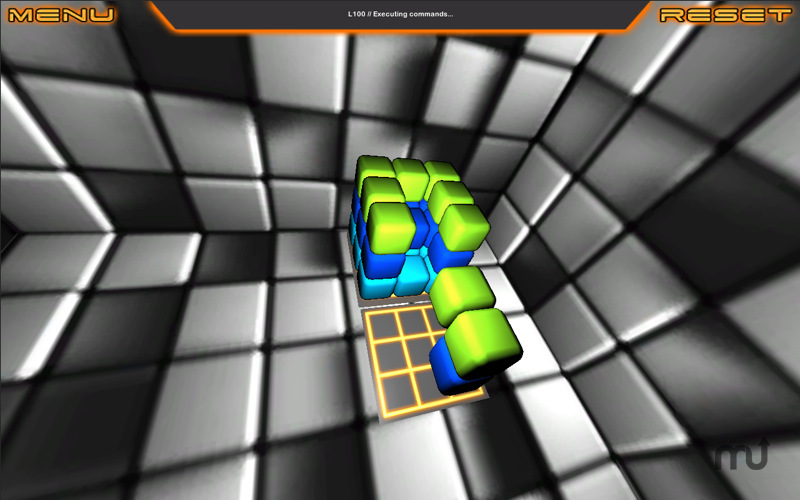 Screenshot 2 for Cubotronic 3D