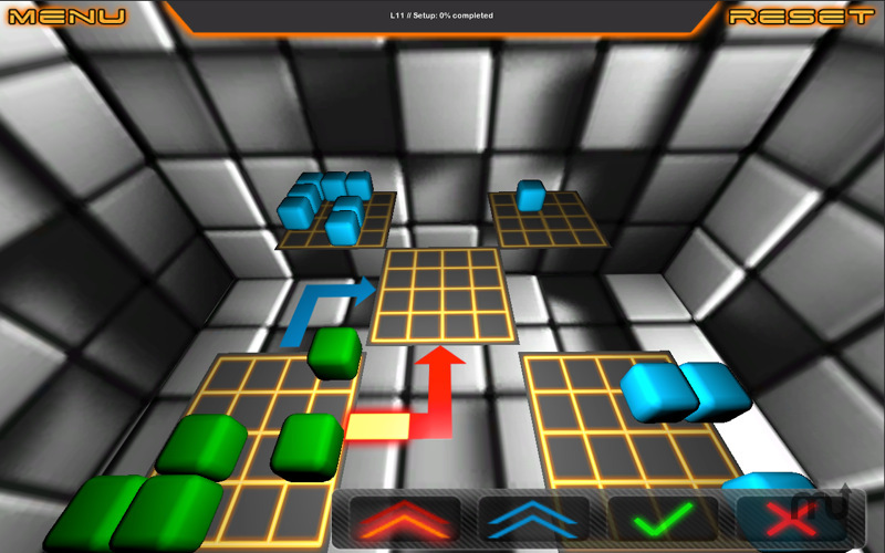 Screenshot 3 for Cubotronic 3D