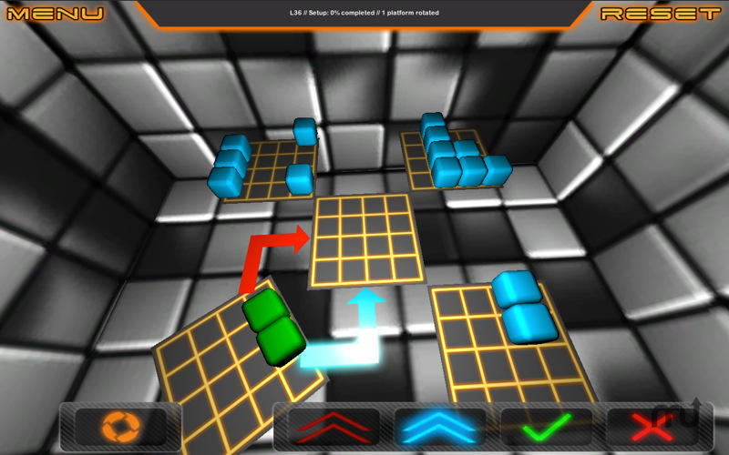 Screenshot 4 for Cubotronic 3D