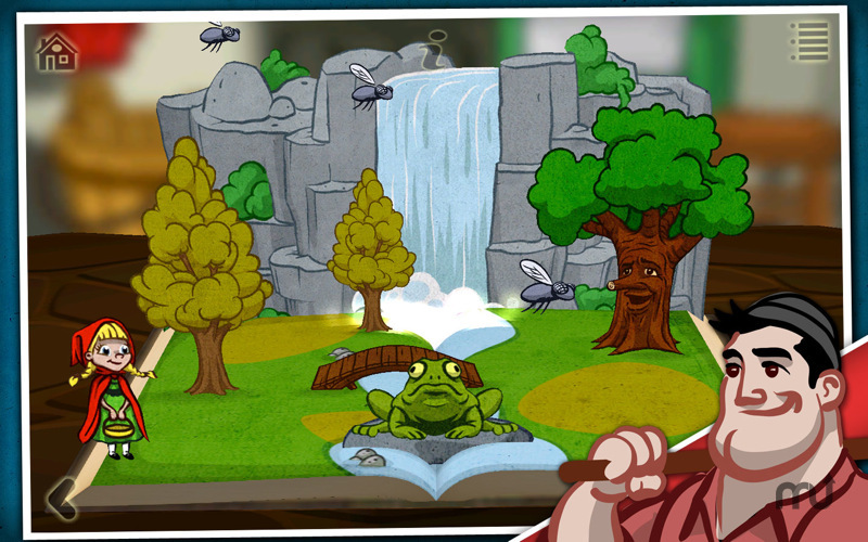 Screenshot 3 for Grimm's Red Riding Hood