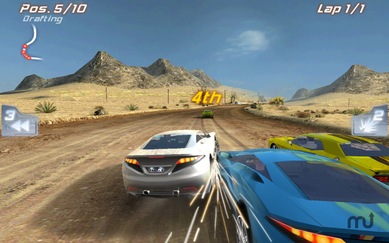 Screenshot 3 for Fast Five the Movie: Official Game