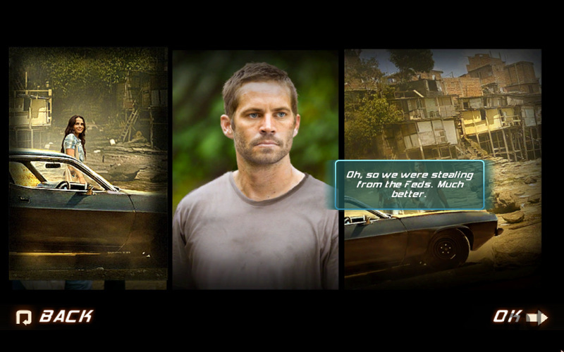 Screenshot 5 for Fast Five the Movie: Official Game