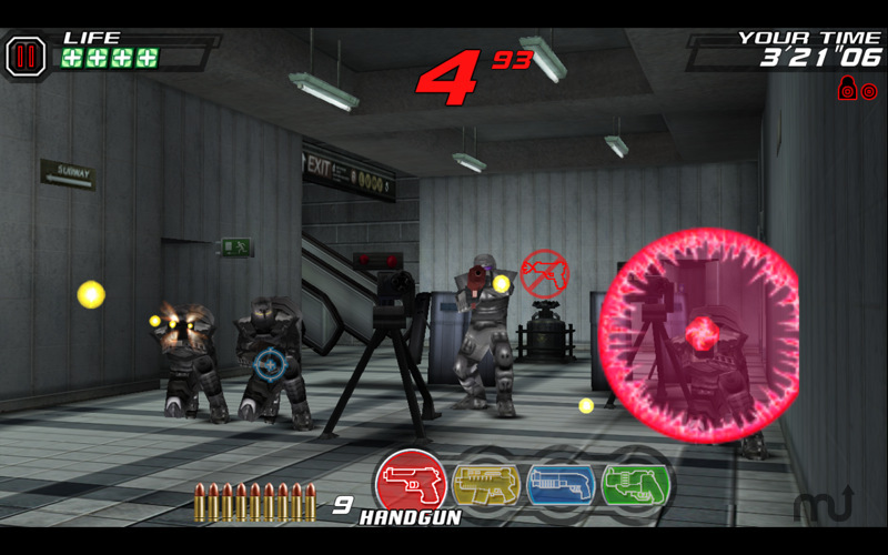 Screenshot 5 for Time Crisis 2nd Strike