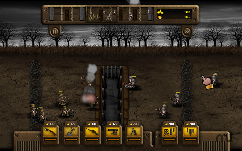 Screenshot 1 for Trenches: Generals