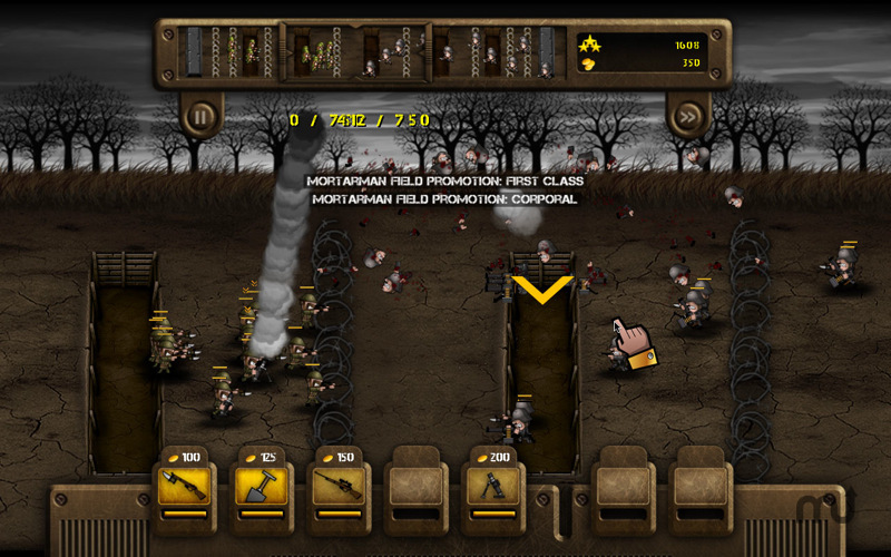 Screenshot 2 for Trenches: Generals