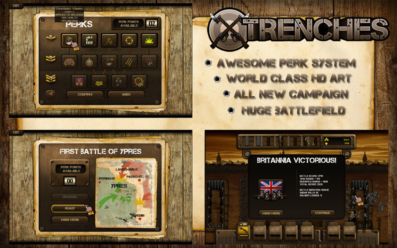 Screenshot 4 for Trenches: Generals