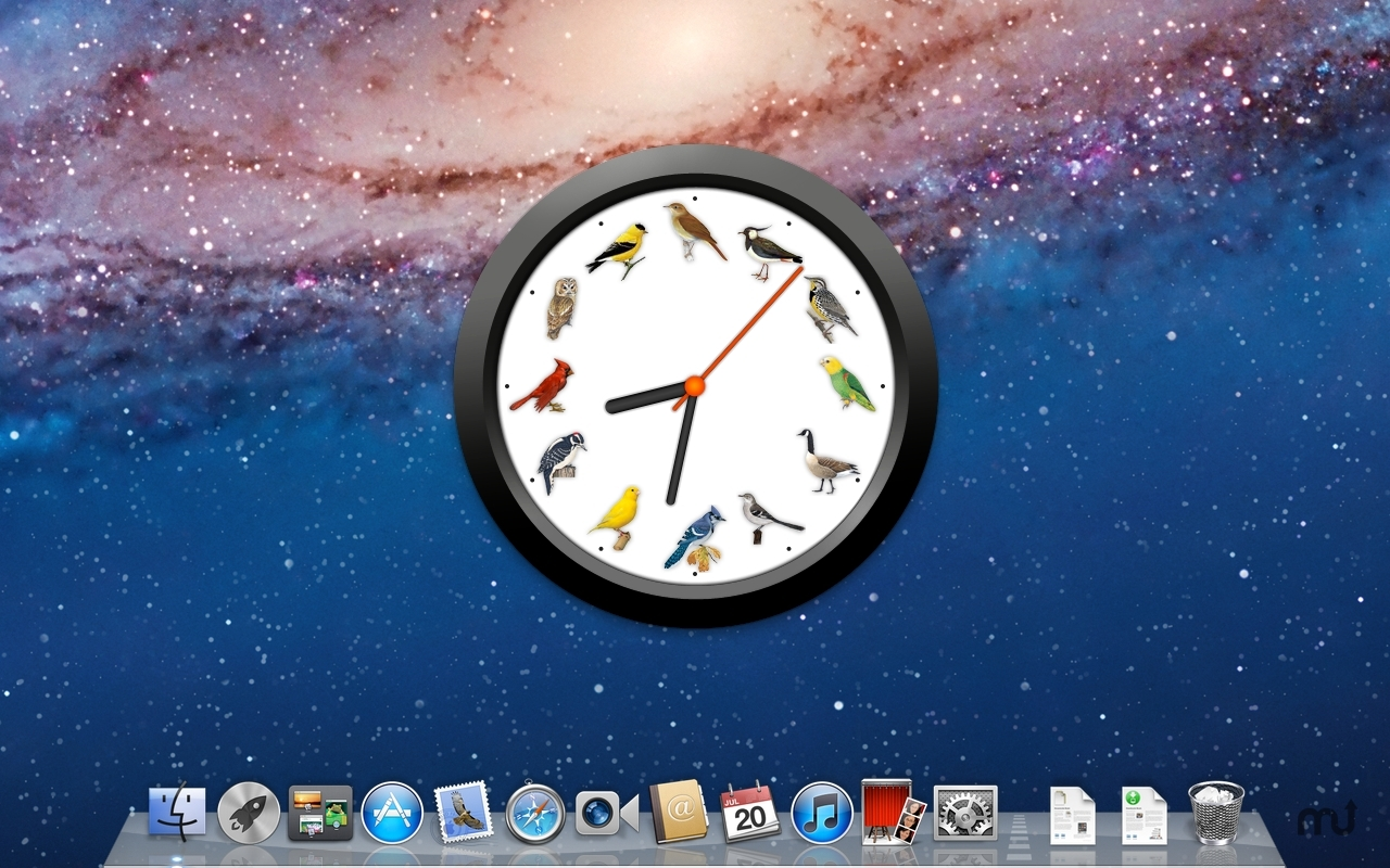 Screenshot 1 for BirdClock