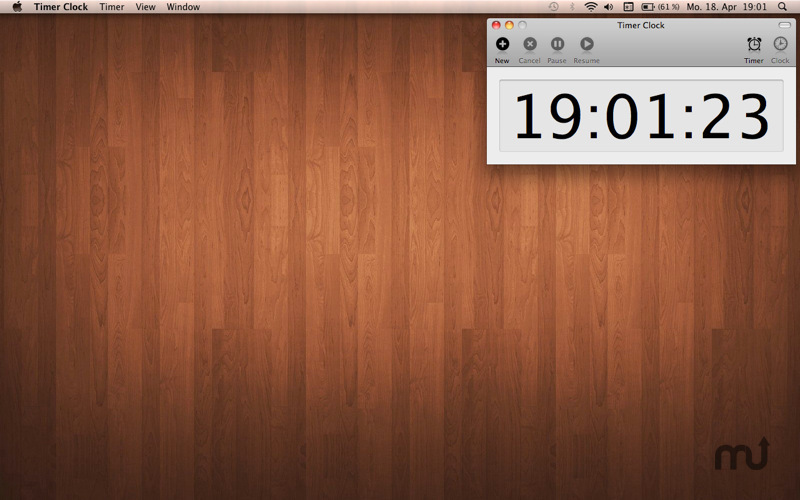 Timer Download Mac