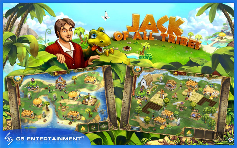 Screenshot 1 for Jack of All Tribes