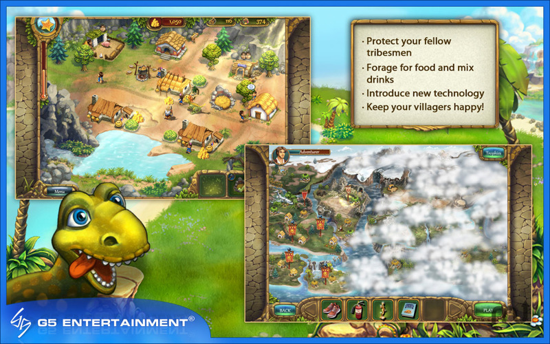 Screenshot 4 for Jack of All Tribes