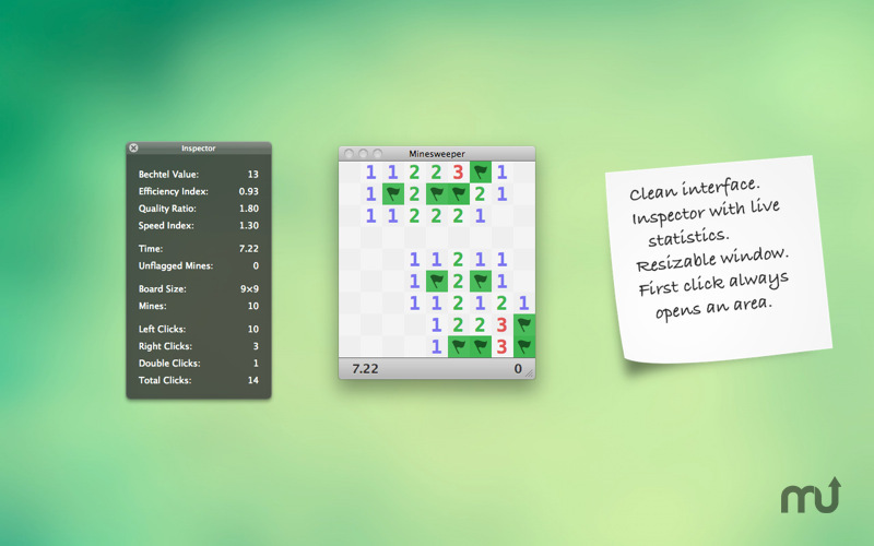 Screenshot 1 for Minesweeper 101