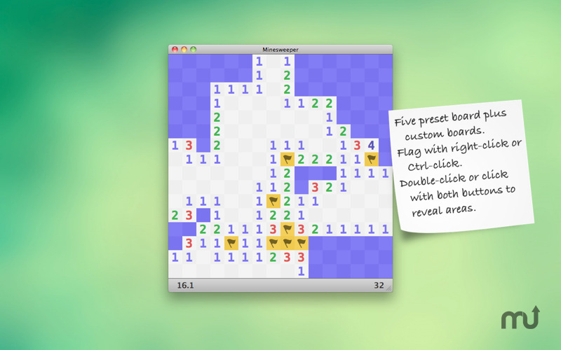 Screenshot 2 for Minesweeper 101