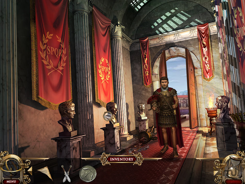 Screenshot 1 for Lost Chronicles: Fall Of Caesar