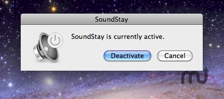Screenshot 1 for SoundStay