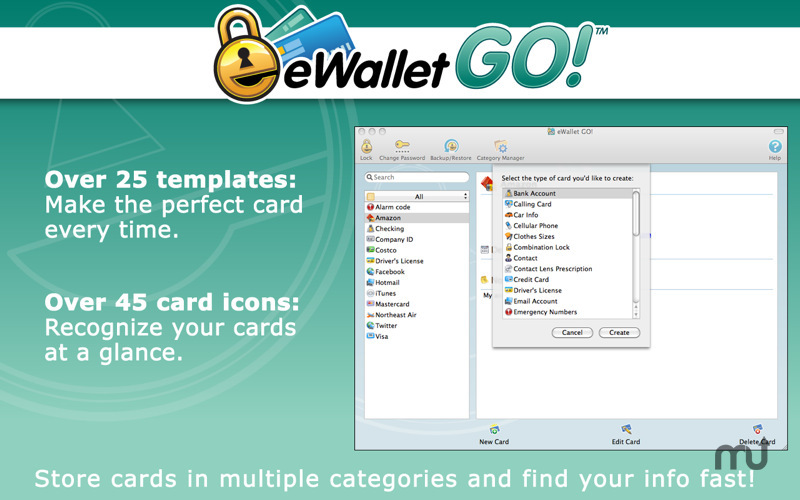 Screenshot 3 for eWallet GO!