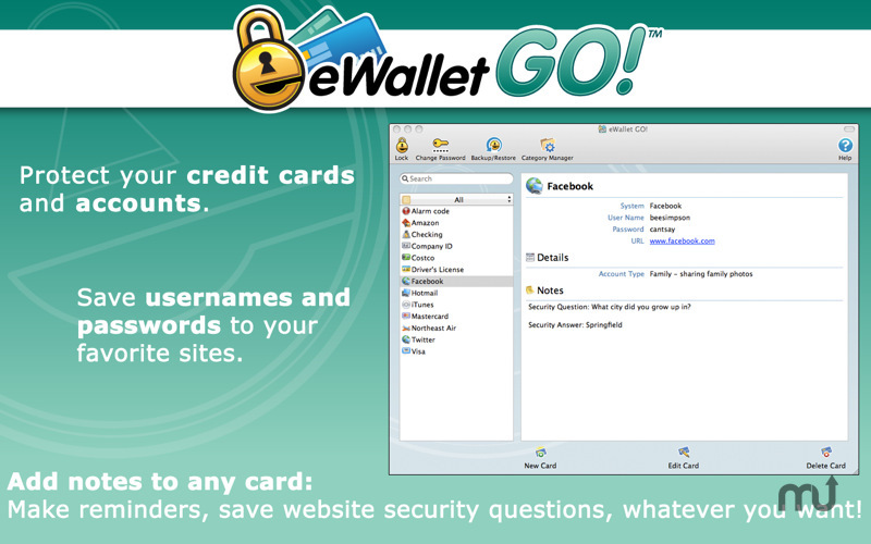 Screenshot 5 for eWallet GO!