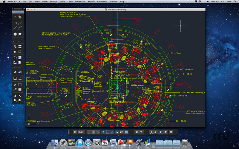 Screenshot 1 for AutoCAD LT 2013