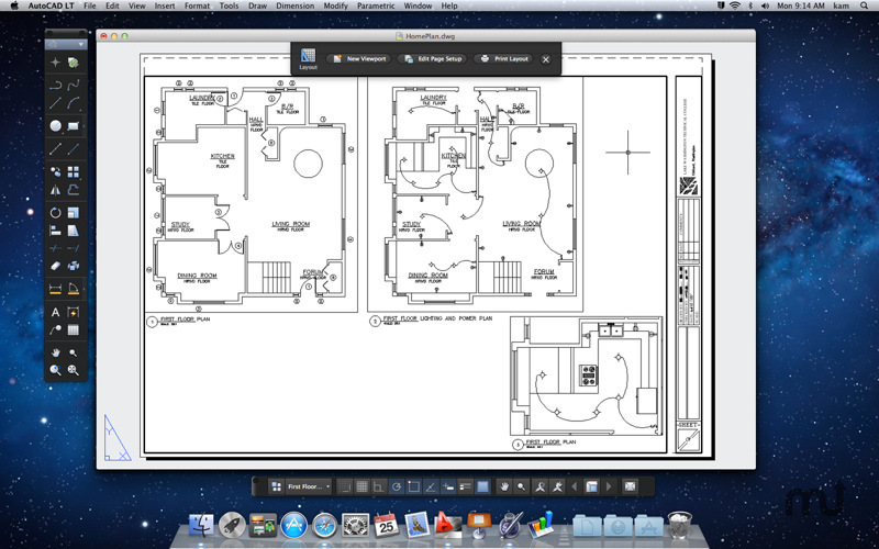 Screenshot 2 for AutoCAD LT 2013