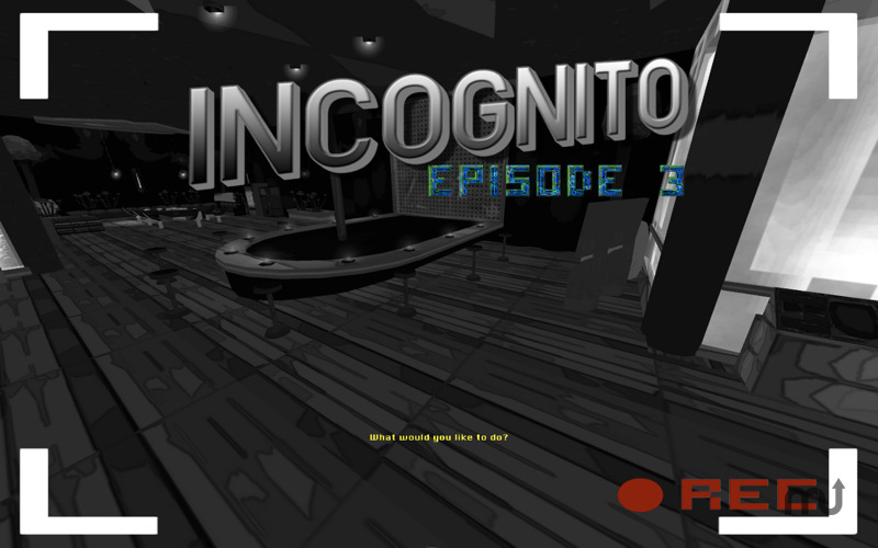 Screenshot 1 for Incognito: Episode 3