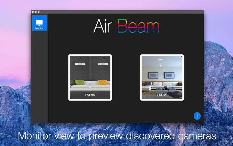 Screenshot 2 for AirBeam