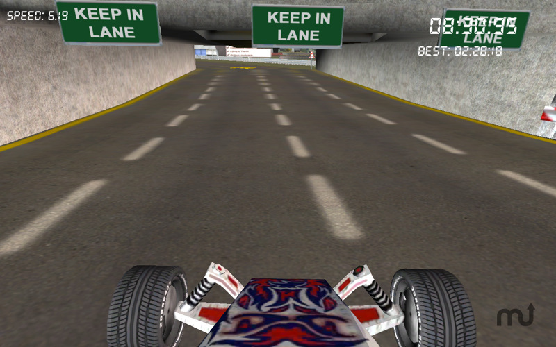 Screenshot 2 for Circuit Racer